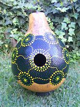 Photo: Udu Drum de calabaza, tamaño grande