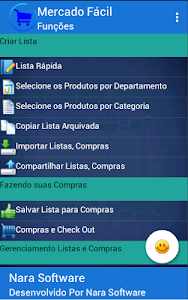 Lista de Compras Mercado Facil screenshot 0