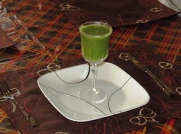 Spinach Apple Da'lite Recipe