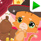 Tải Puss in Boots, Magical Bedtime Story Fairytale APK