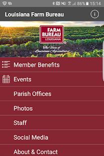 Louisiana Farm Bureau - náhled