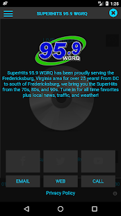 Superhits WGRQ- screenshot thumbnail
