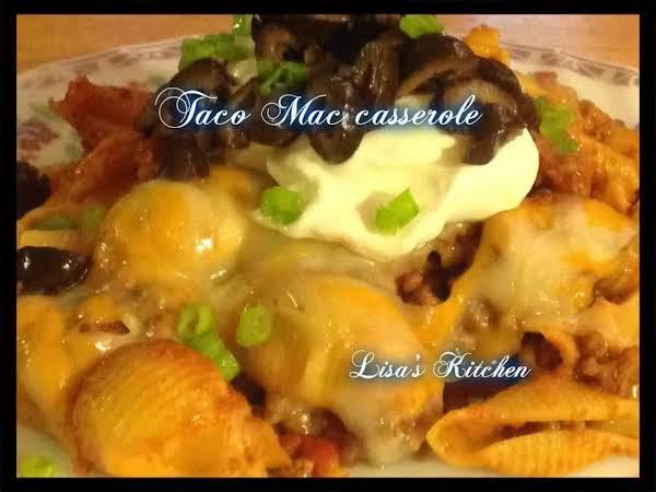 Taco Mac Casserole