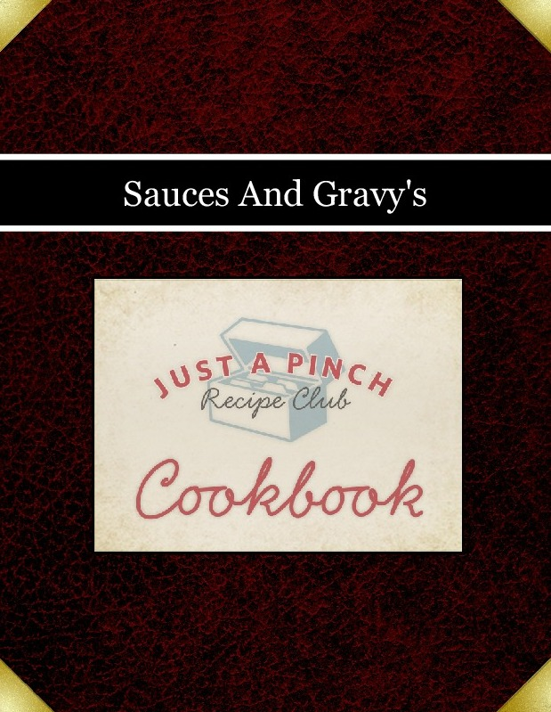 Sauces And Gravy's
