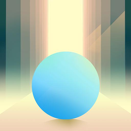 Swipe Rolling - Roll the ball in modern art file APK Free for PC, smart TV Download
