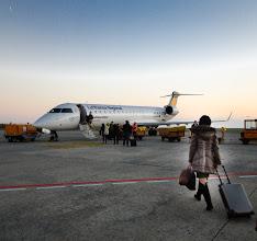 Photo: Time to return home.
