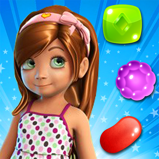 Candy Girl Mania Puzzle Games