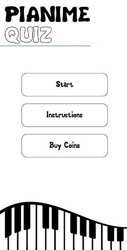 Pianime Quiz 3.0 screenshots 1