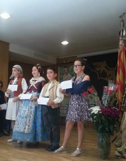 XXXIII Concurs de Declamació Infantil en honor a la Mare de Deu dels Desamparats. Veredicte