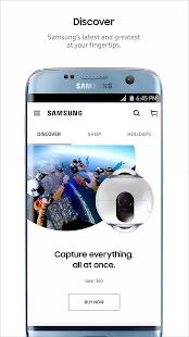 Shop Samsung- screenshot thumbnail