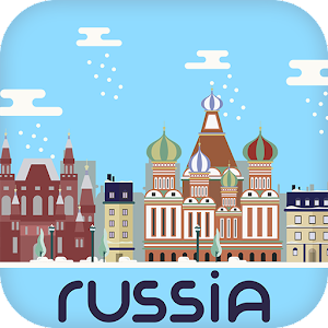 Russia Country Guide SMART app