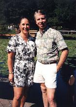 Photo: Tina and Bob Kirk