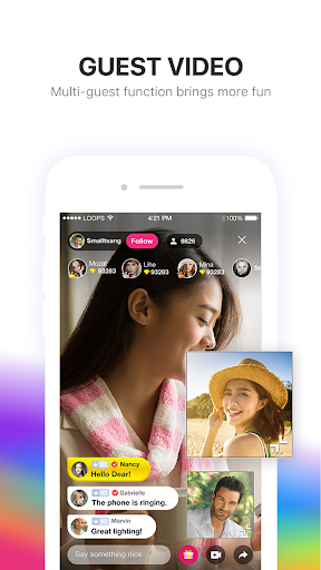 Loops by RINGS TV Dev (Google Play, United States