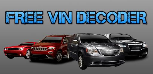 VIN Decoder - Apps on Google Play