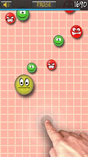 Catch Green Balls Game 2.0 screenshots 5