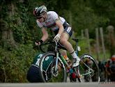 Anna van der Breggen wint al voor zesde keer op de Muur van Hoei
