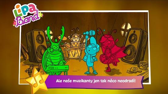Lipa Band: Knížka - náhled