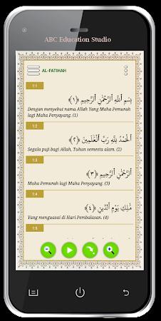 Al Quran Tajwid & Terjemahan 2.6.0 screenshot 2092306