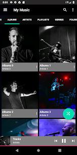 ET Music Player Pro – Unlocked MOD APK Android 2
