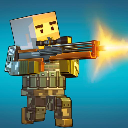 Versus Pixels Battle 3D 1.1.0
