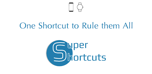 Super Shortcuts ᴾᴿᴼ app for Android screenshot