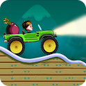 hill climb racing adventure Racing the hill game icon