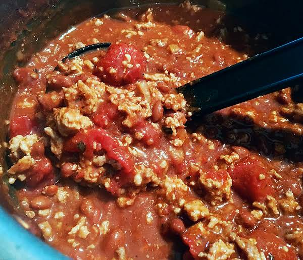 ~  It's Chilly Chili  ~ Recipe