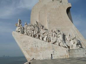 Photo: Denkmal der Entdeckungen Belém