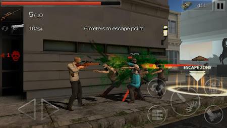 The Zombie: Gundead 1.0.12 screenshot 138104