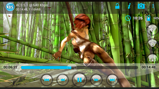 BSPlayer lite screenshot 8