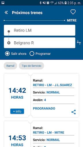 Trenes Argentinos 4.1.1 Screenshots 3