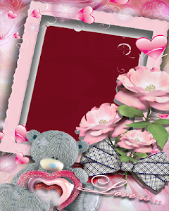 Love Flowers Photo Frames screenshot 1