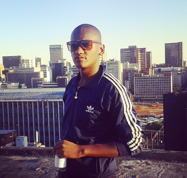 Thabiso Machaea, the co-founder and co-owner of Royingston Enterprise Company.