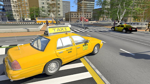 Taxi Sim 2019 - screenshot