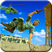 US Military Training course Elite army training 3D