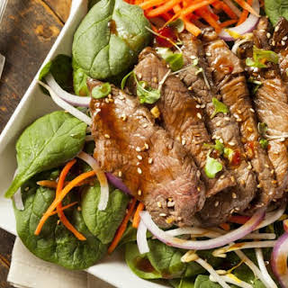 Our Easiest Asian-Style Beef.