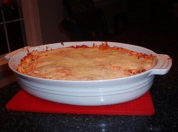 Chicken Cheese Enchiladas Recipe