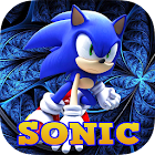 Wallpaper For Sonic's HD icon