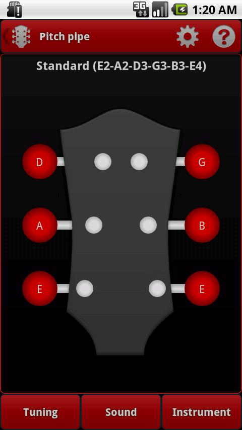 smart Chords & tools (guitar..- screenshot
