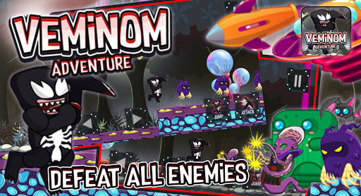 Veminom Adventure Venom 1 {cheat|hack|gameplay|apk mod|resources generator} 3