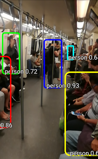 Object Detection and Classification - TensorFlow 1 screenshots 1