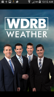 WDRB Weather App- screenshot thumbnail