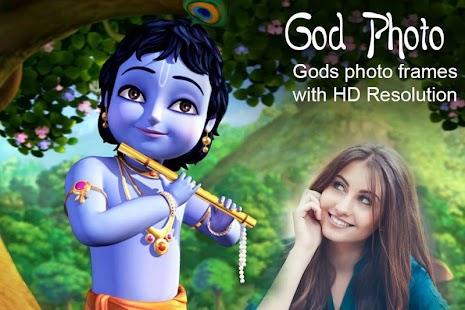 God Photo Frame - náhled