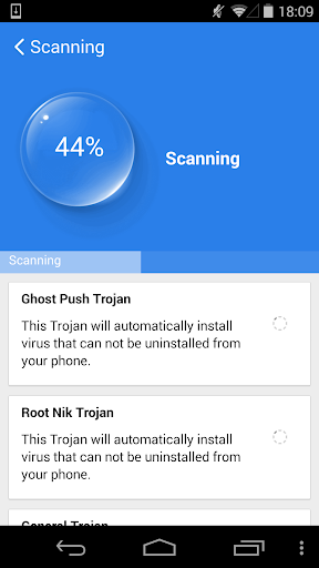 Stubborn Trojan Killer screenshot 2