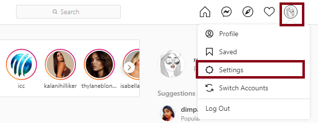 How to Delete Personal Contacts from Instagram