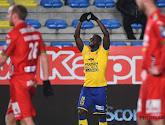 Igor Vetokele speelt zaterdag met Sint-Truiden tegen ex-club Zulte Waregem