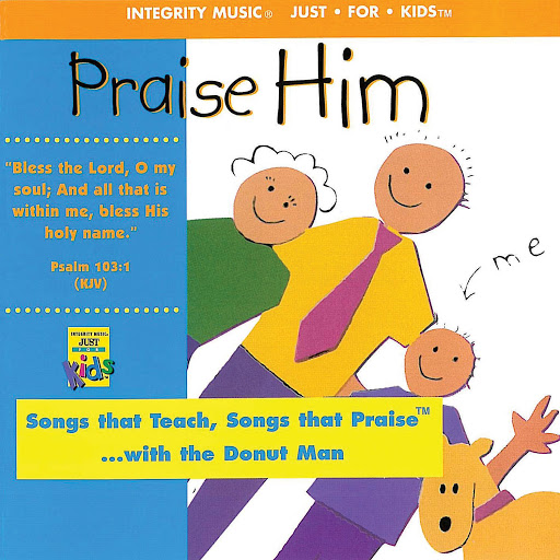 The Donut Man: Praise Him - Music on Google Play