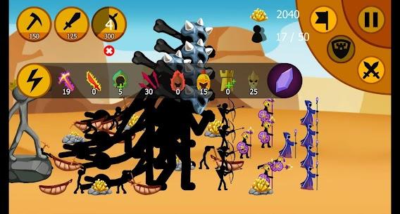 Stickman Battle 2020: Stick Fight War 2