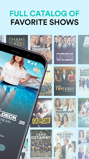 Bravo: Stream TV - Watch TV Series & Live Stream 7.12.1 screenshots 2