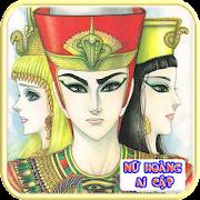 Truyện Công Chúa Ai Cập - Truyện Tranh Hay